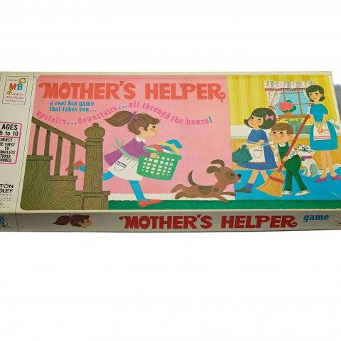 A colorful board game box