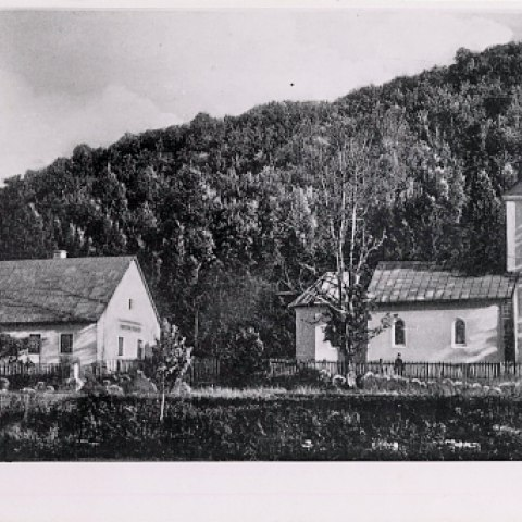 Nikola Tesla's birthplace in Smiljan, Lika.