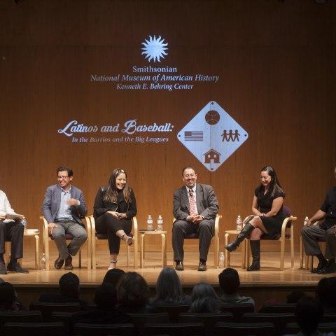 Latinos and Baseball Panel, October 15, 2015