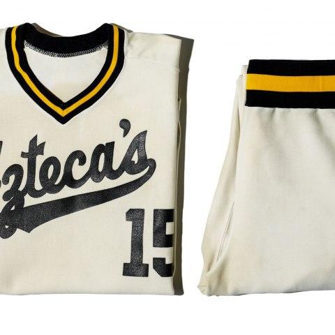 Gift of John David Ortega, Kansas City Aztecas jersey, Kansas and Missouri, 1979–1980 seasons/Donación de John David Ortega, Camiseta de los Aztecas de Kansas City, Kansas y Misuri, temporadas 1979–1980