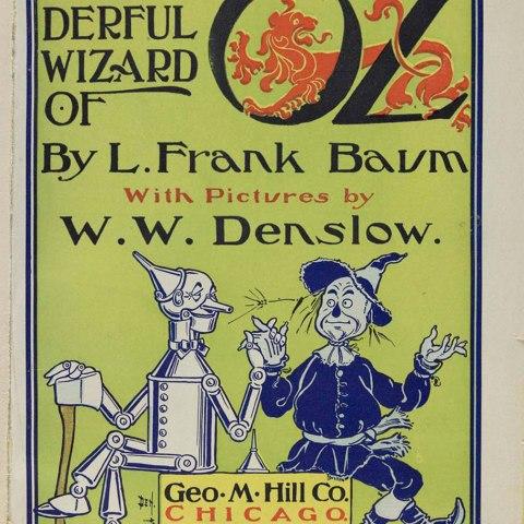 Wizard of Oz, 1900