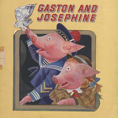 """""""Gaston and Josephine"""""""