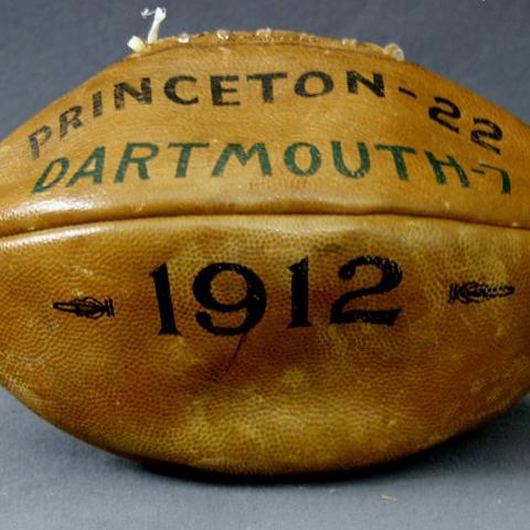 Football, 1912