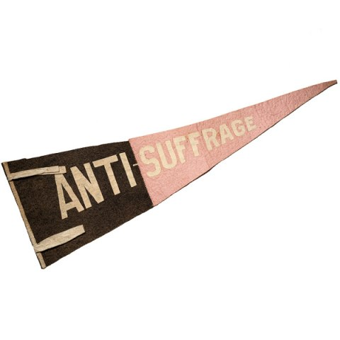 Anti-Suffrage pendant