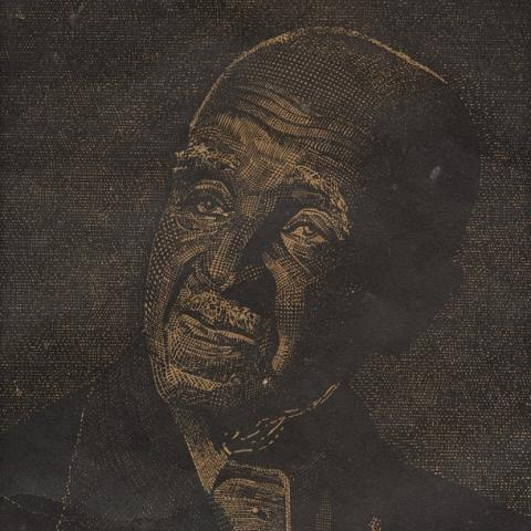 Etching of Dr. Craver