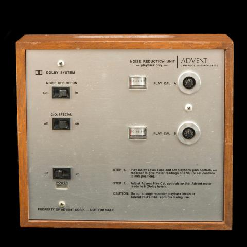 Musical device with Dolby system
