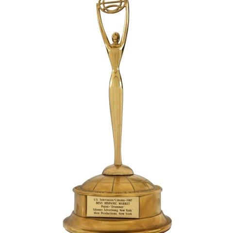 Sara Sunshine's Clio Award, 1987