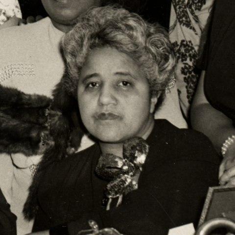 Portrait of Marjorie Stewart Joyner