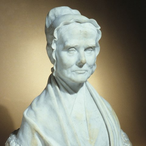 A statue of Lucretia Mott