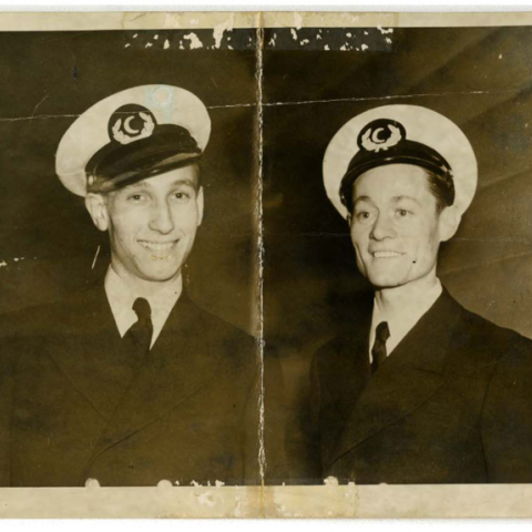 photo of men in uniform