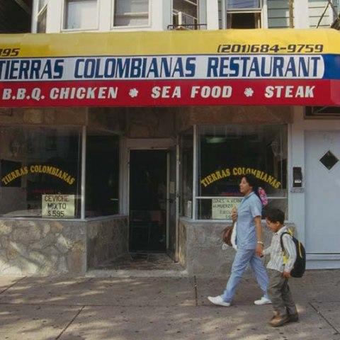 Colombian restaurant