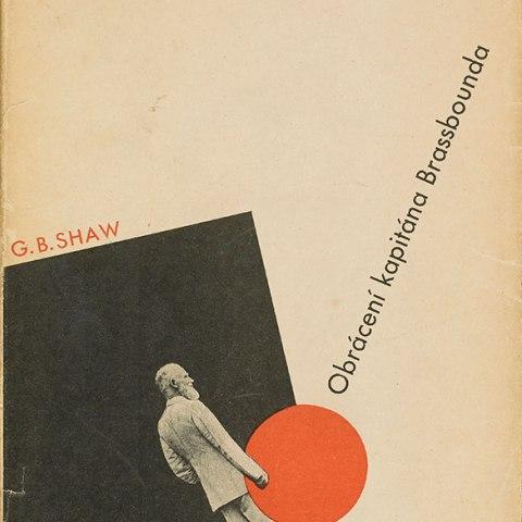 Obrácení Kapitána Brassbounda; přeložili Vladimir Procházka a Karel Mušek [Captain Brassbound's Conversion]
