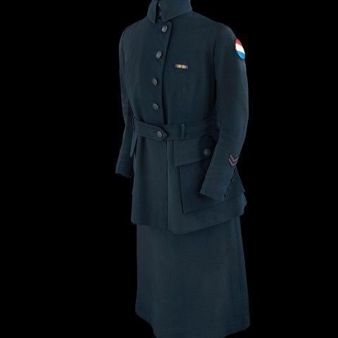 U.S. Army Signal Corps Female Telephone Operator