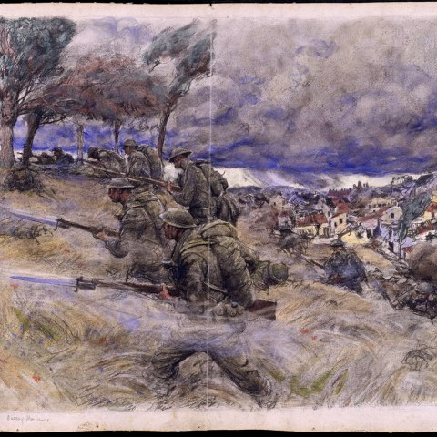 """""""Battle of the Marne"""""""