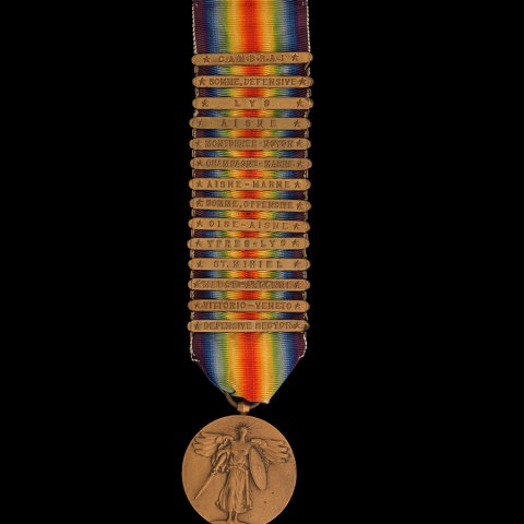 Pershing's WWI Victory Medal