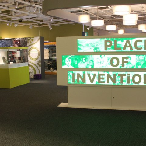 Entrance to Places of Invention