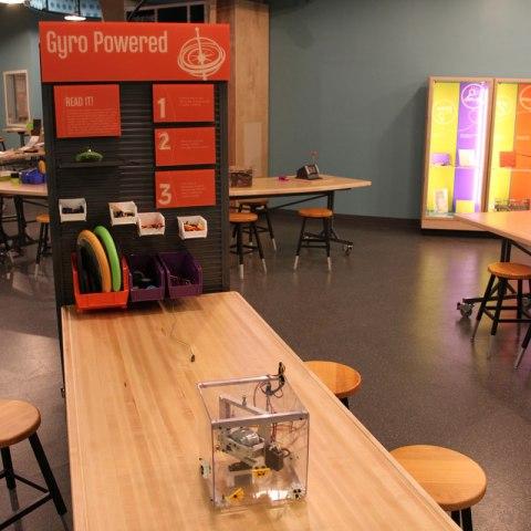 Photo of Spark!Lab