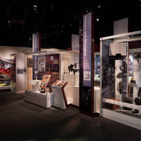 Photograph of American Enterprise - Corporate Era