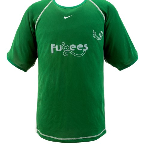 Fugees soccer jersey, around 2013