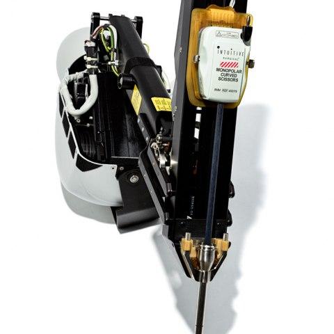 Da Vinci robotic arm, developed around 2000