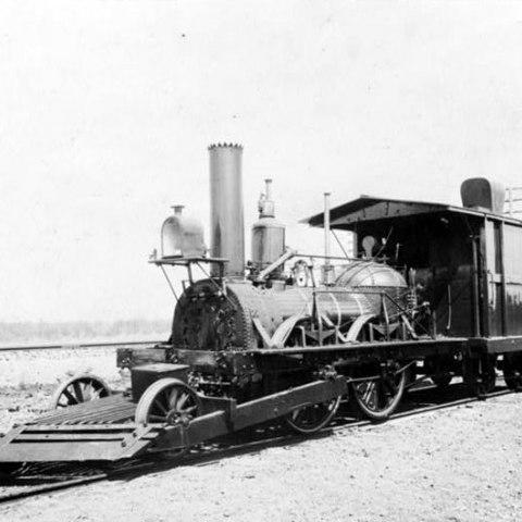 The John Bull, circa 1895