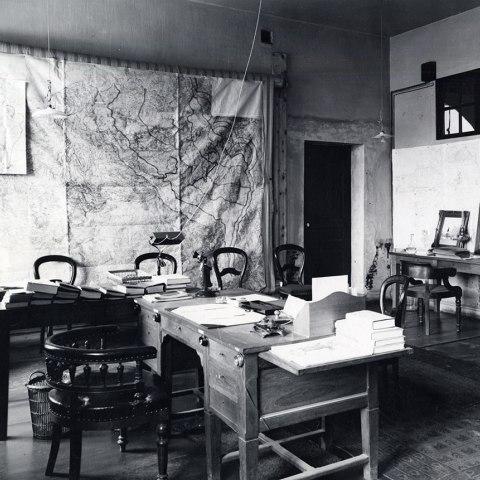 Pershing's War Office