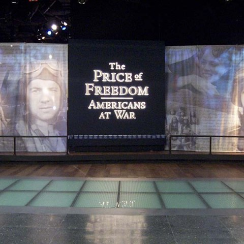Exterior to Price of Freedom