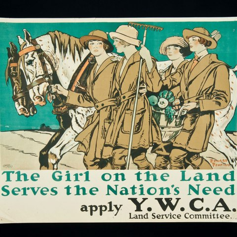 Y.W.C.A. Poster