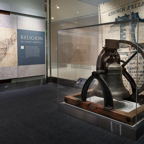 Display in Religion in Early America