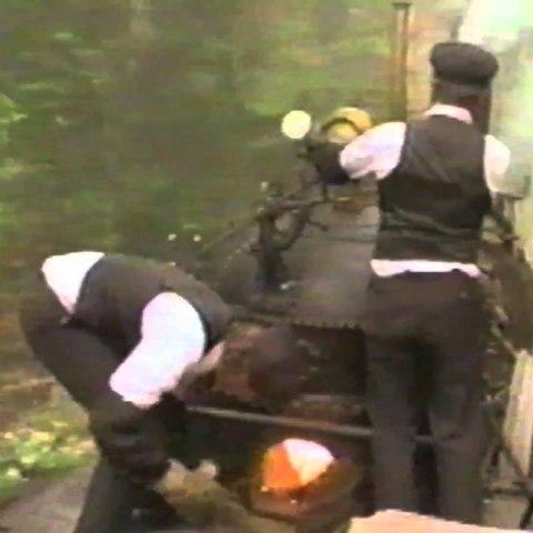 The John Bull underway in 1981