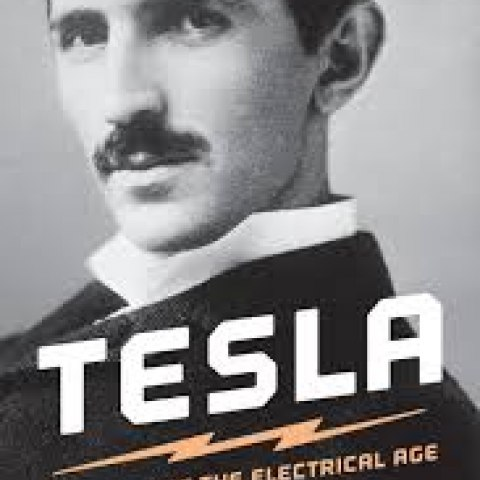 "Cover of ""Tesla: Inventor of the Electrical Age"" (Princeton University Press, 2013)"