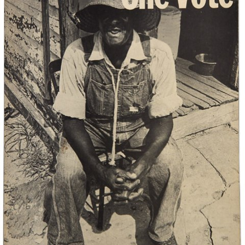 One Man, One Vote poster