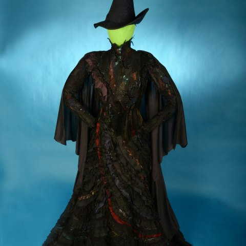 Elphaba dress from Wicked