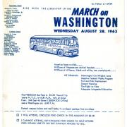 Bus Flyer (NMAAHC)