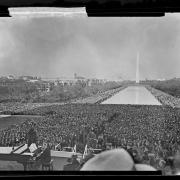 Marian Anderson Concert at the Lincoln Memorial (National Museum of American History, Scurlock Studio Records, Archives Center)