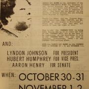 Freedom Vote, Fannie Lou Hamer for Congress