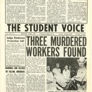 Student Voice 8-12-1964