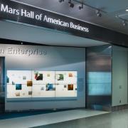 Photograph of American Enterprise - Entrance