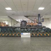 John Bull Locomotive, First Floor East