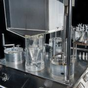 Mayo-Gibbon Heart Lung Machine, detail