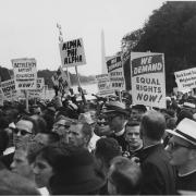 March on Washington [photoprint, 1963]
