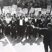 March on Washington (Courtesy of National Archives, Washington, D.C.)