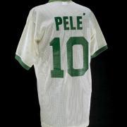 Pele's soccer jersey