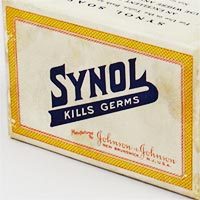 Block of Synol Soap