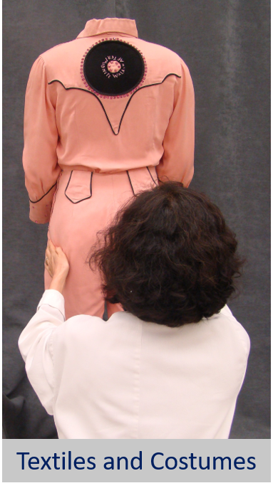Link to Textiles and Costume Lab Web Page