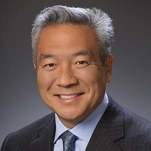 Portrait of Kevin Tsujihara