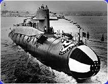Nuclear-powered Ballistic Missile Submarines