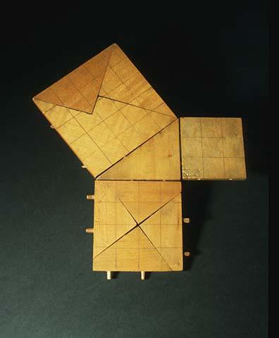 Pythagorean model by W  W  Ross